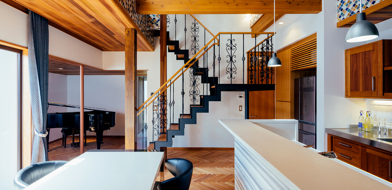 ハウジング 富山県の新築住宅の設計施工 リフォーム フォーユア